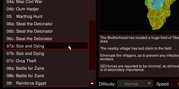 New Nod missions