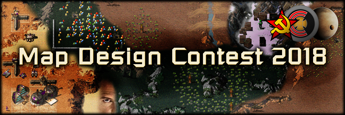Map Design Contest 2018